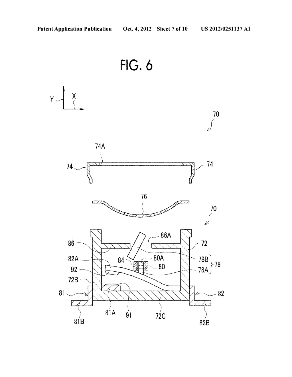 THERMALLY-ACTUATED SWITCH, FIXING DEVICE, AND IMAGE FORMING APPARATUS - diagram, schematic, and image 08