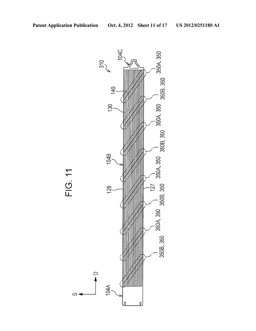 CHARGING DEVICE, IMAGE FORMING APPARATUS, AND POTENTIAL CONTROL PLATE - diagram, schematic, and image 12