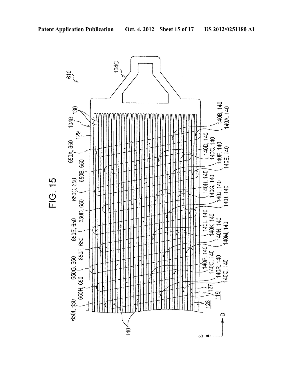 CHARGING DEVICE, IMAGE FORMING APPARATUS, AND POTENTIAL CONTROL PLATE - diagram, schematic, and image 16