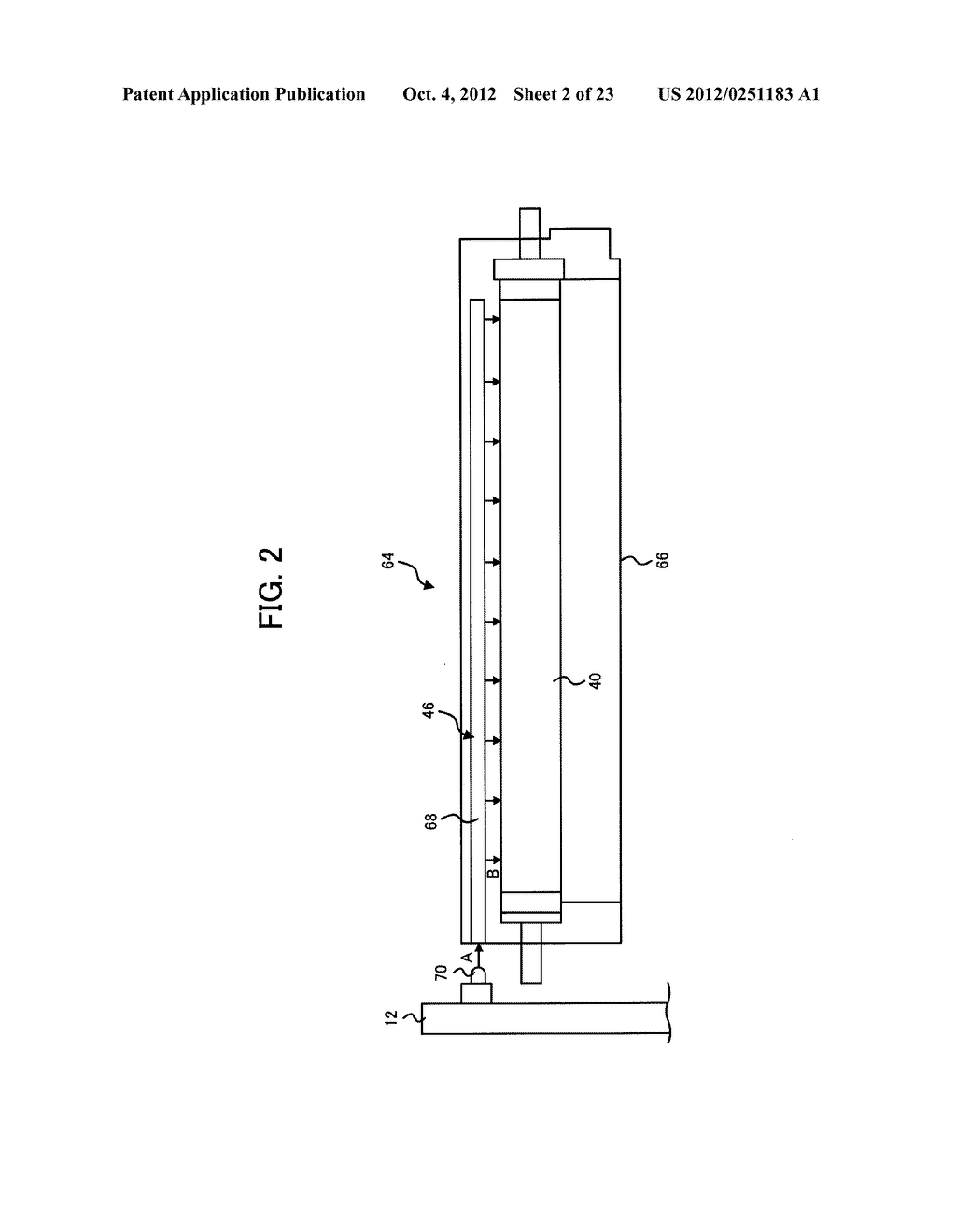 LIGHT IRRADIATION ELEMENT, IMAGE FORMING STRUCTURE, AND IMAGE FORMING     APPARATUS - diagram, schematic, and image 03