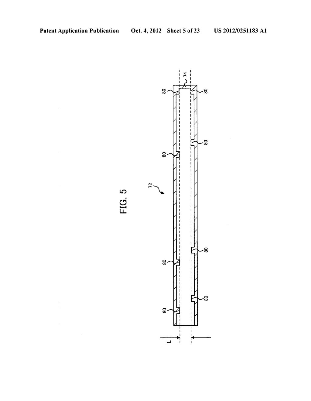 LIGHT IRRADIATION ELEMENT, IMAGE FORMING STRUCTURE, AND IMAGE FORMING     APPARATUS - diagram, schematic, and image 06