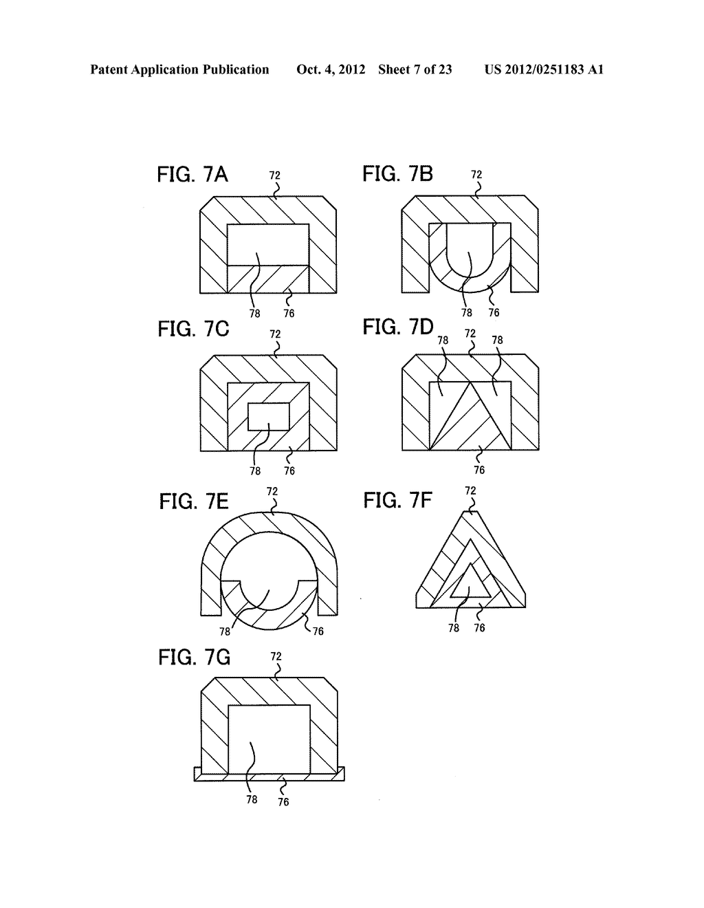 LIGHT IRRADIATION ELEMENT, IMAGE FORMING STRUCTURE, AND IMAGE FORMING     APPARATUS - diagram, schematic, and image 08