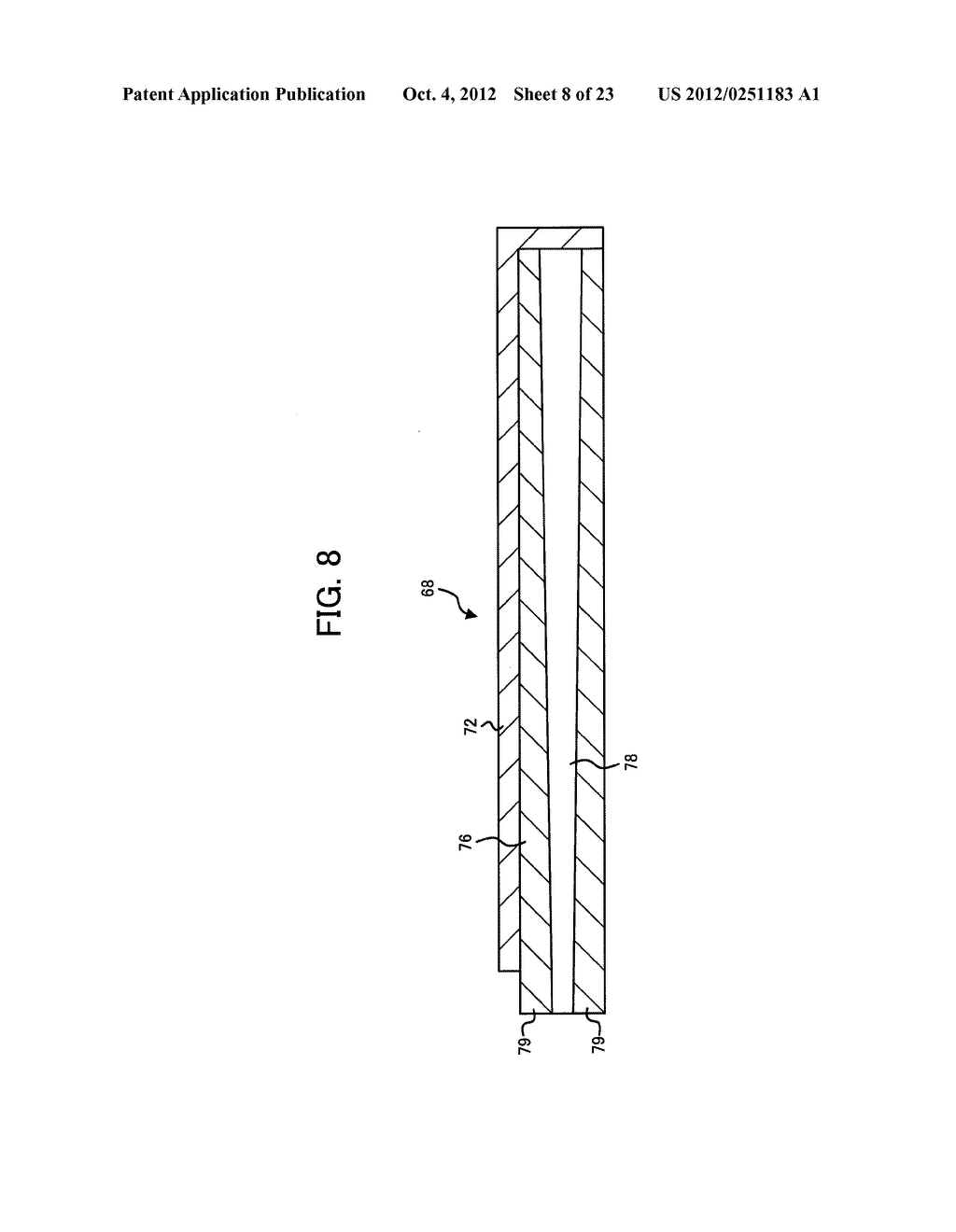 LIGHT IRRADIATION ELEMENT, IMAGE FORMING STRUCTURE, AND IMAGE FORMING     APPARATUS - diagram, schematic, and image 09