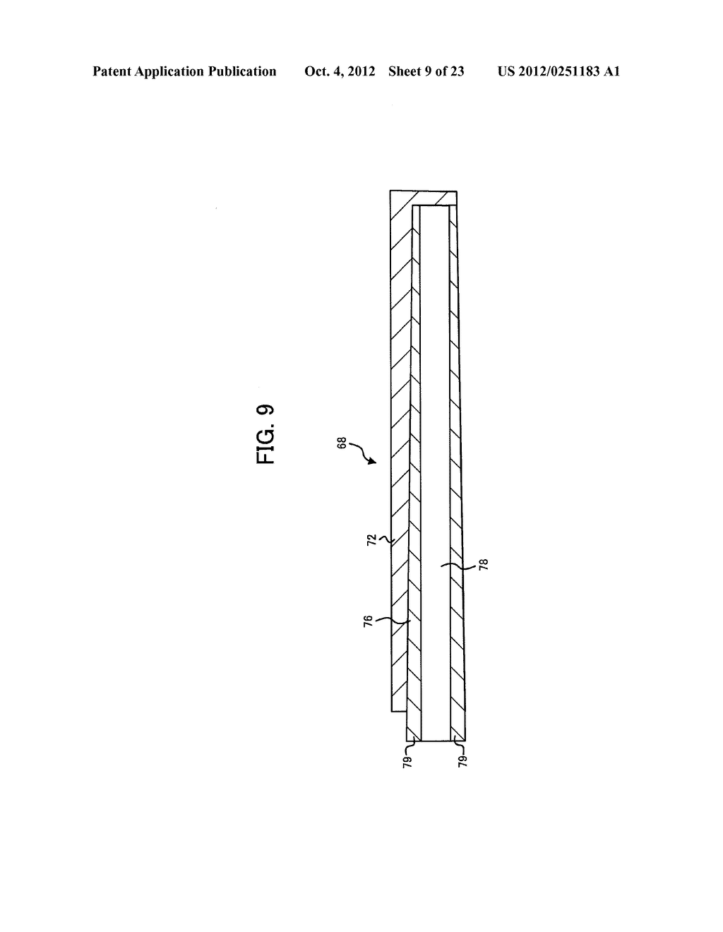 LIGHT IRRADIATION ELEMENT, IMAGE FORMING STRUCTURE, AND IMAGE FORMING     APPARATUS - diagram, schematic, and image 10