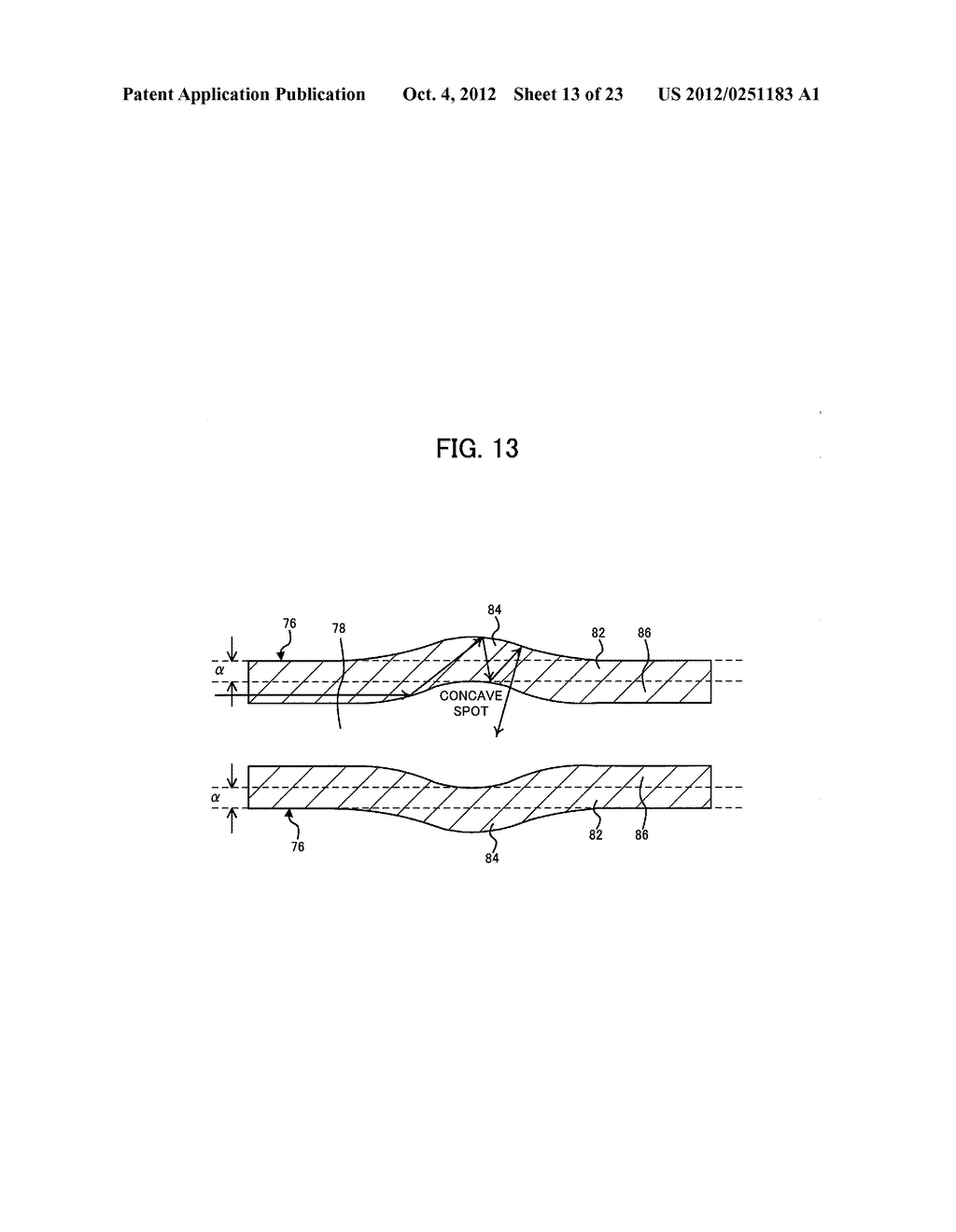 LIGHT IRRADIATION ELEMENT, IMAGE FORMING STRUCTURE, AND IMAGE FORMING     APPARATUS - diagram, schematic, and image 14