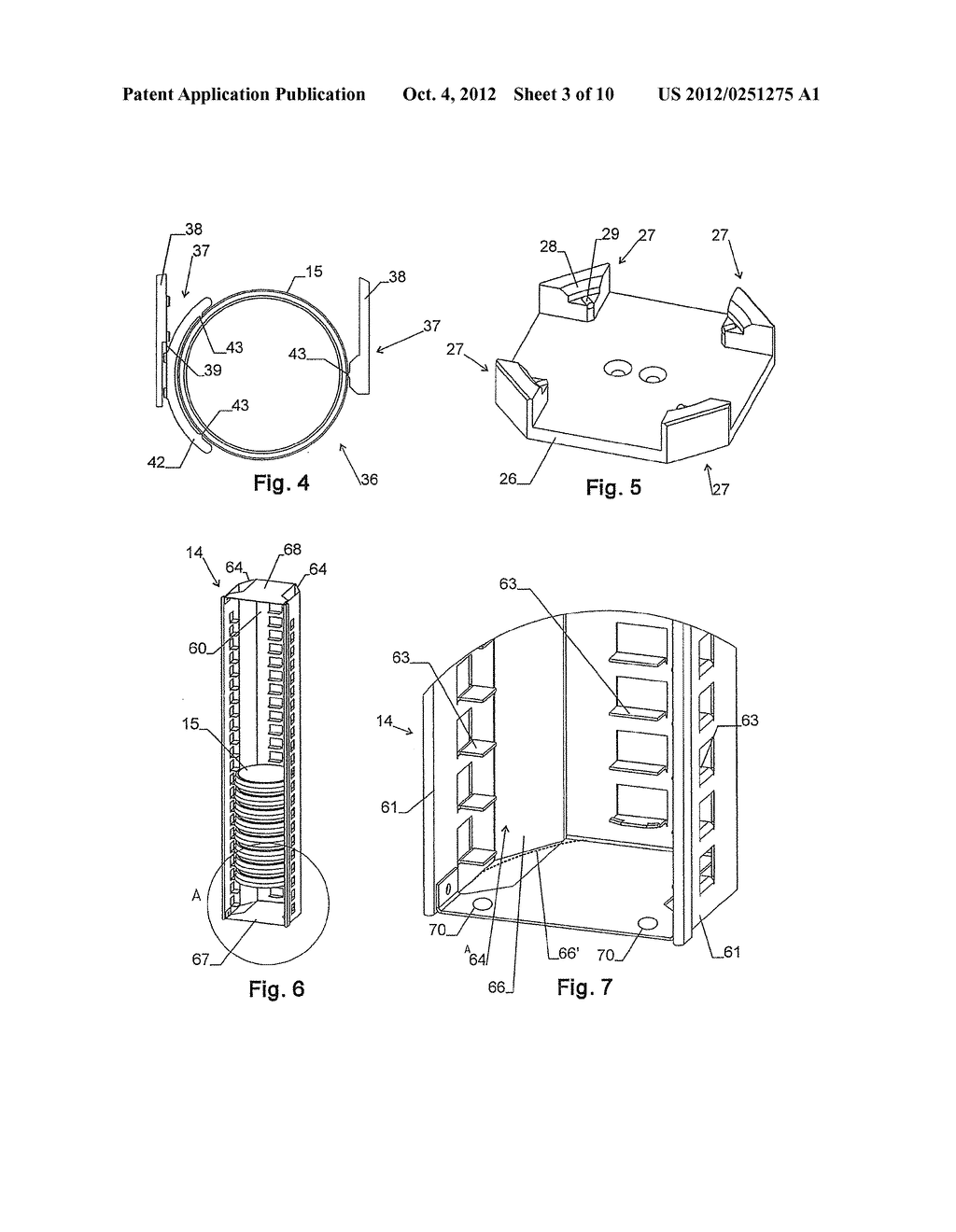 DEVICE FOR STORING AND HANDLING PETRI DISHES, STORAGE DEVICE AND STORAGE     SLOT FOR LABORATORY OBJECTS - diagram, schematic, and image 04