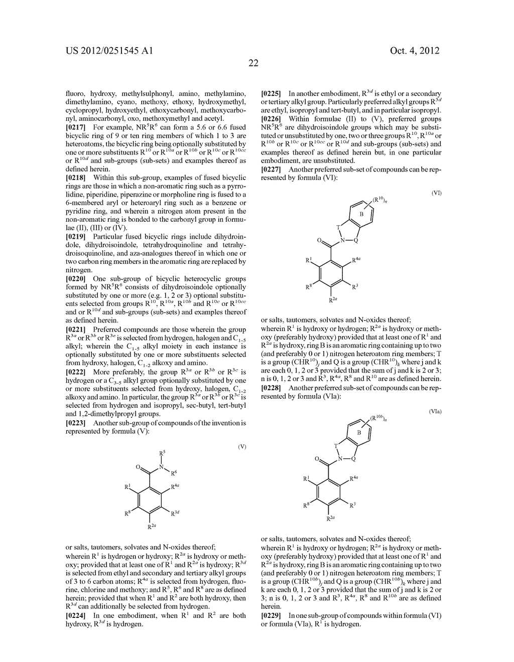 Therapeutic Combinations Of Hydroxybenzamide Derivatives As Inhibitors Of     HSP90 - diagram, schematic, and image 23