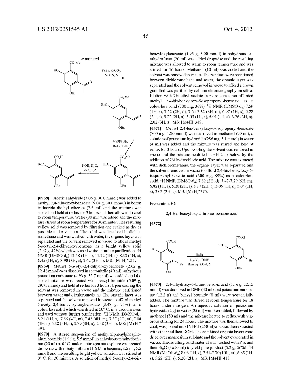 Therapeutic Combinations Of Hydroxybenzamide Derivatives As Inhibitors Of     HSP90 - diagram, schematic, and image 47