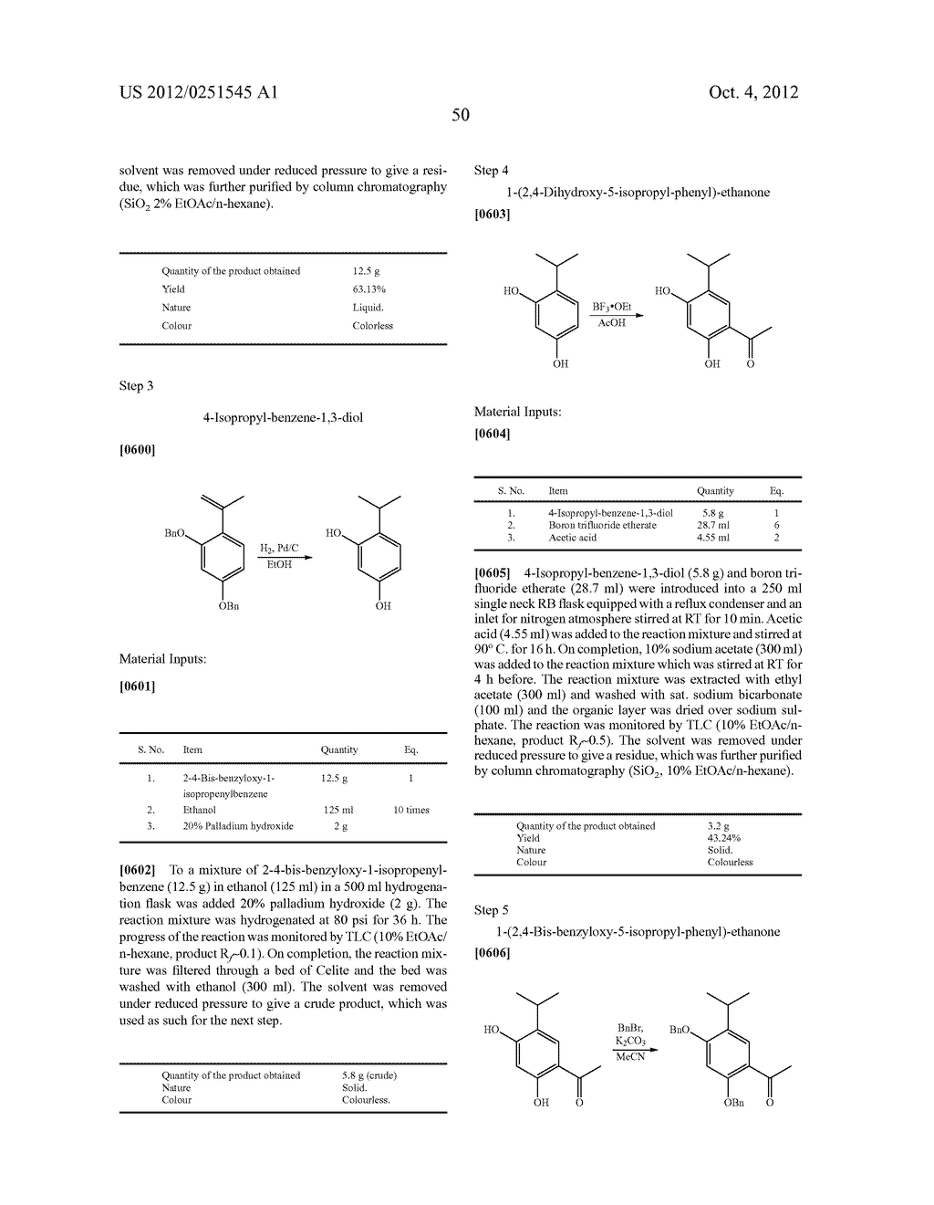 Therapeutic Combinations Of Hydroxybenzamide Derivatives As Inhibitors Of     HSP90 - diagram, schematic, and image 51