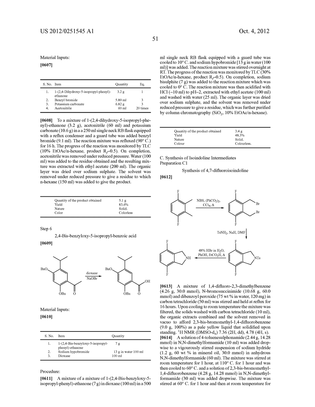 Therapeutic Combinations Of Hydroxybenzamide Derivatives As Inhibitors Of     HSP90 - diagram, schematic, and image 52