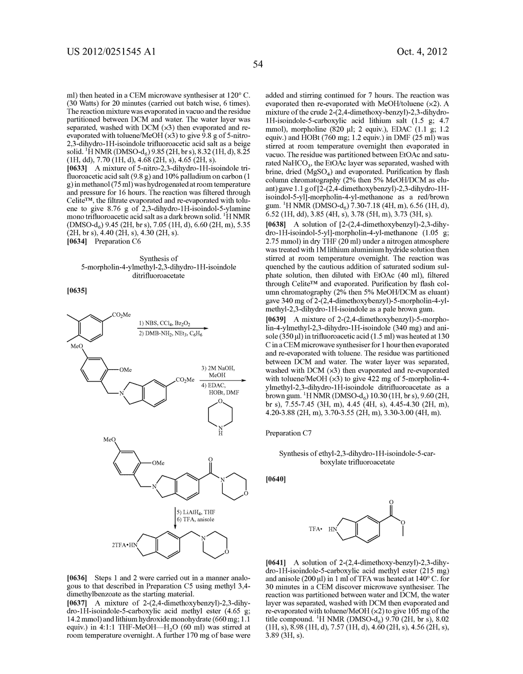 Therapeutic Combinations Of Hydroxybenzamide Derivatives As Inhibitors Of     HSP90 - diagram, schematic, and image 55