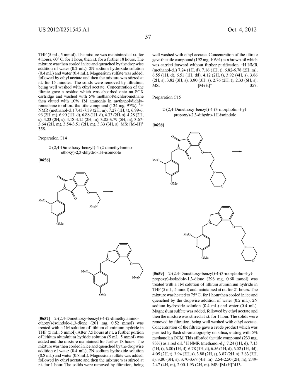 Therapeutic Combinations Of Hydroxybenzamide Derivatives As Inhibitors Of     HSP90 - diagram, schematic, and image 58