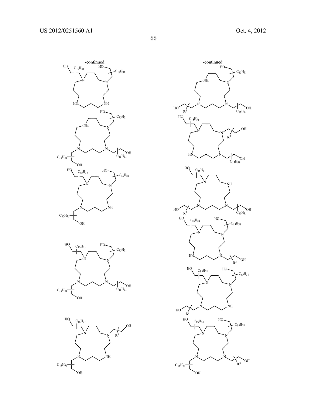 CONJUGATED LIPOMERS AND USES THEREOF - diagram, schematic, and image 102