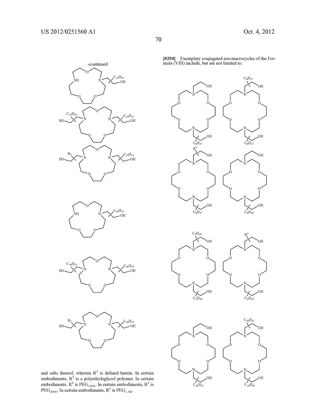 CONJUGATED LIPOMERS AND USES THEREOF - diagram, schematic, and image 106