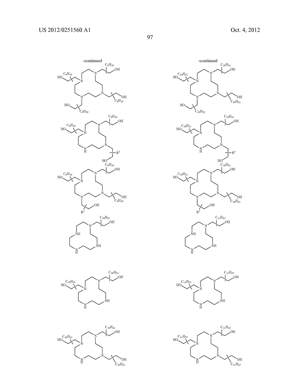CONJUGATED LIPOMERS AND USES THEREOF - diagram, schematic, and image 133