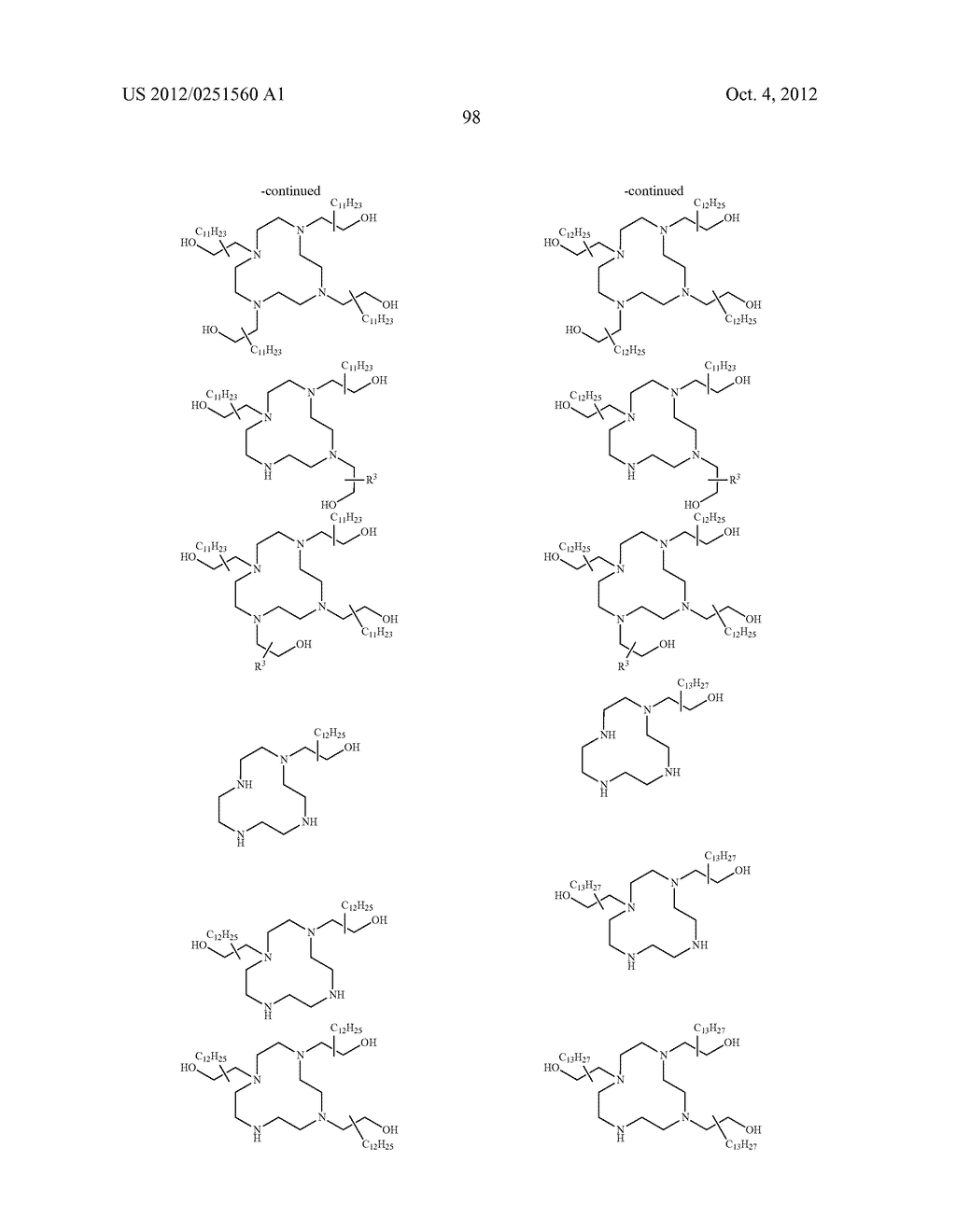 CONJUGATED LIPOMERS AND USES THEREOF - diagram, schematic, and image 134