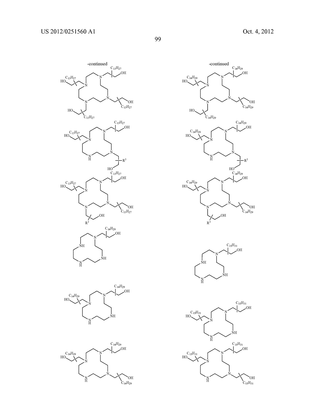 CONJUGATED LIPOMERS AND USES THEREOF - diagram, schematic, and image 135