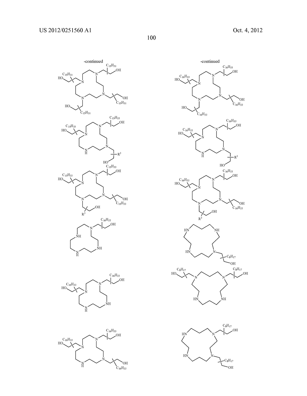 CONJUGATED LIPOMERS AND USES THEREOF - diagram, schematic, and image 136