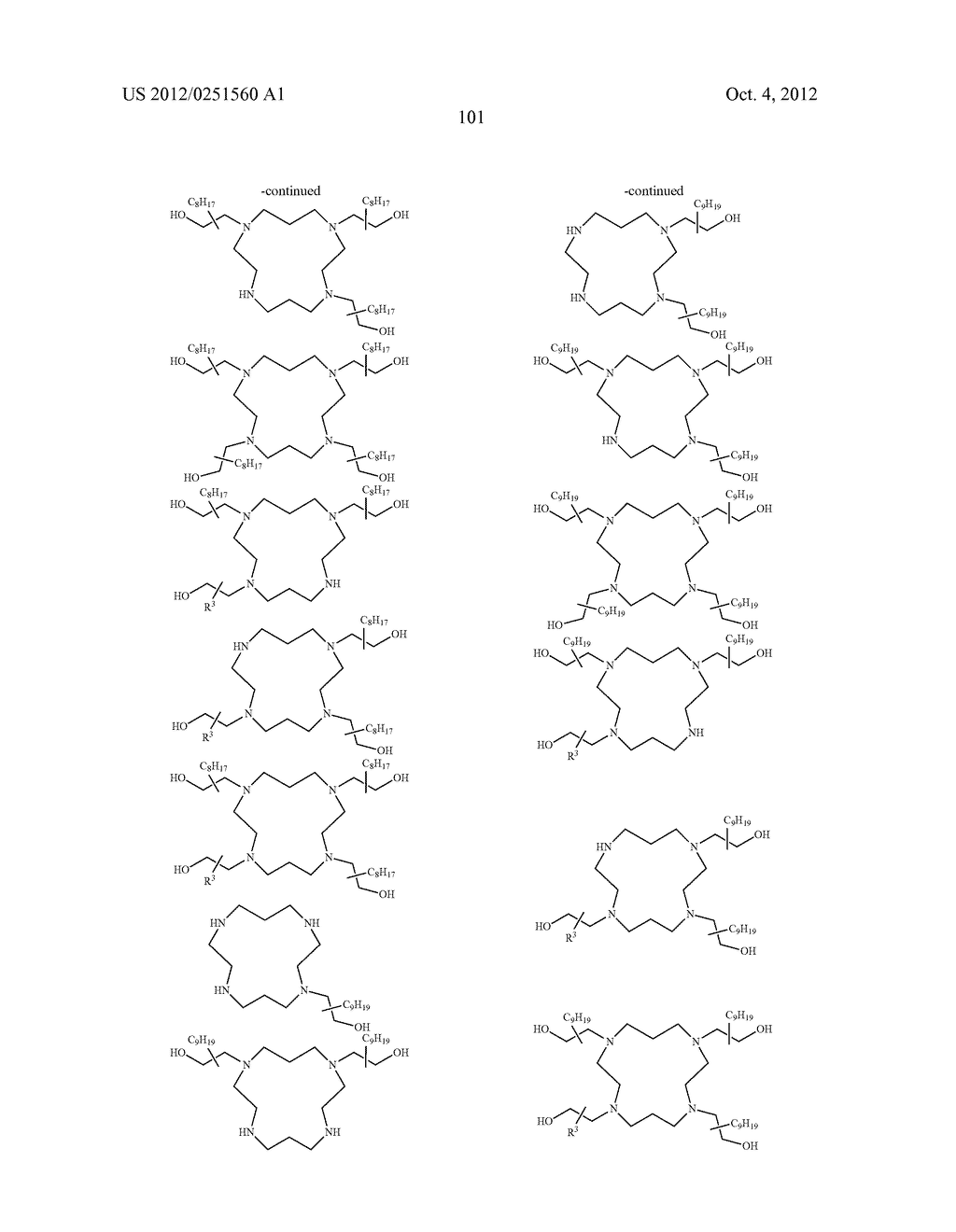 CONJUGATED LIPOMERS AND USES THEREOF - diagram, schematic, and image 137
