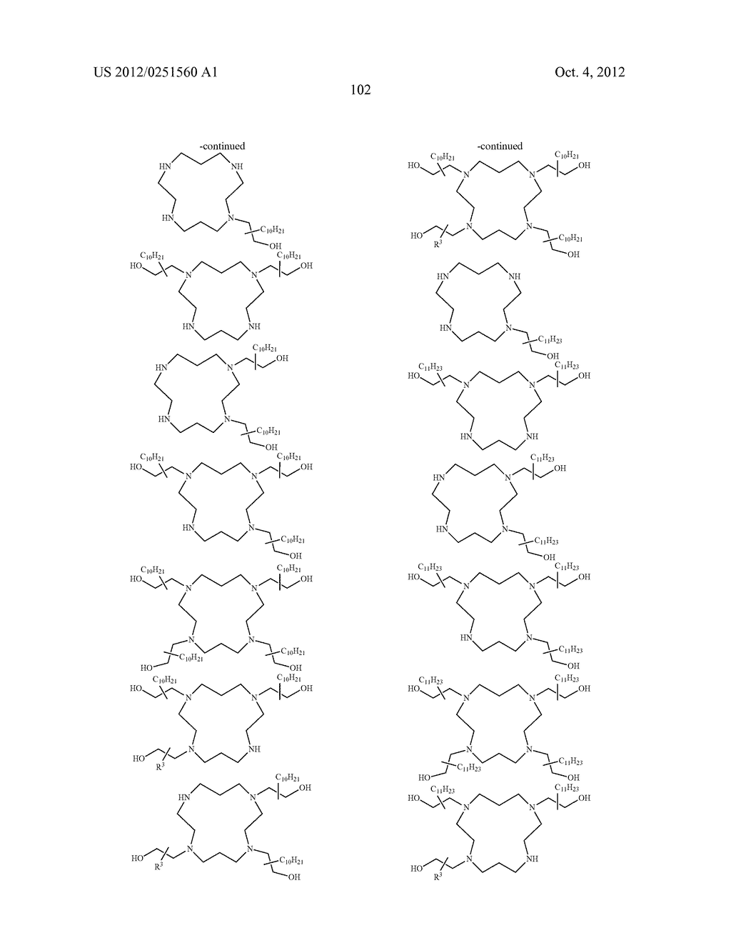 CONJUGATED LIPOMERS AND USES THEREOF - diagram, schematic, and image 138