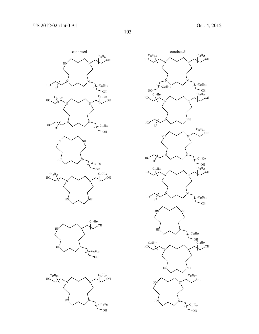 CONJUGATED LIPOMERS AND USES THEREOF - diagram, schematic, and image 139