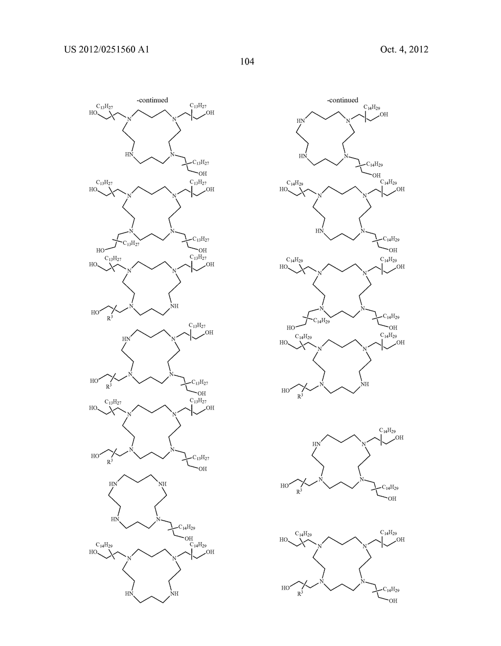 CONJUGATED LIPOMERS AND USES THEREOF - diagram, schematic, and image 140