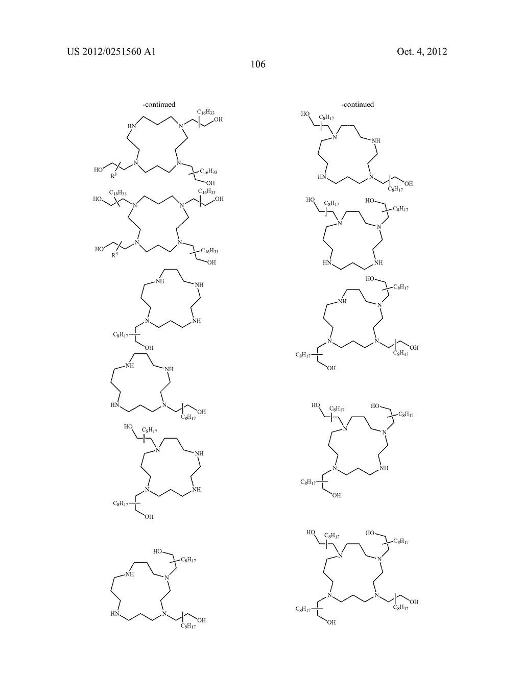 CONJUGATED LIPOMERS AND USES THEREOF - diagram, schematic, and image 142