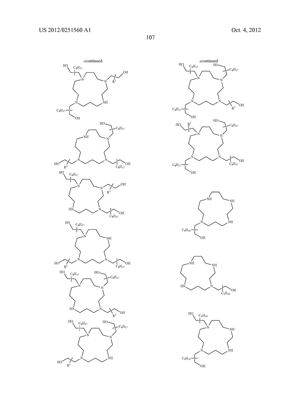 CONJUGATED LIPOMERS AND USES THEREOF - diagram, schematic, and image 143