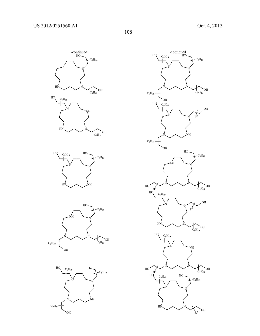 CONJUGATED LIPOMERS AND USES THEREOF - diagram, schematic, and image 144