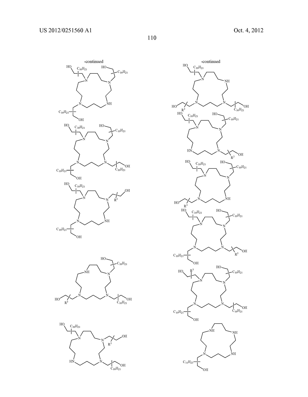 CONJUGATED LIPOMERS AND USES THEREOF - diagram, schematic, and image 146
