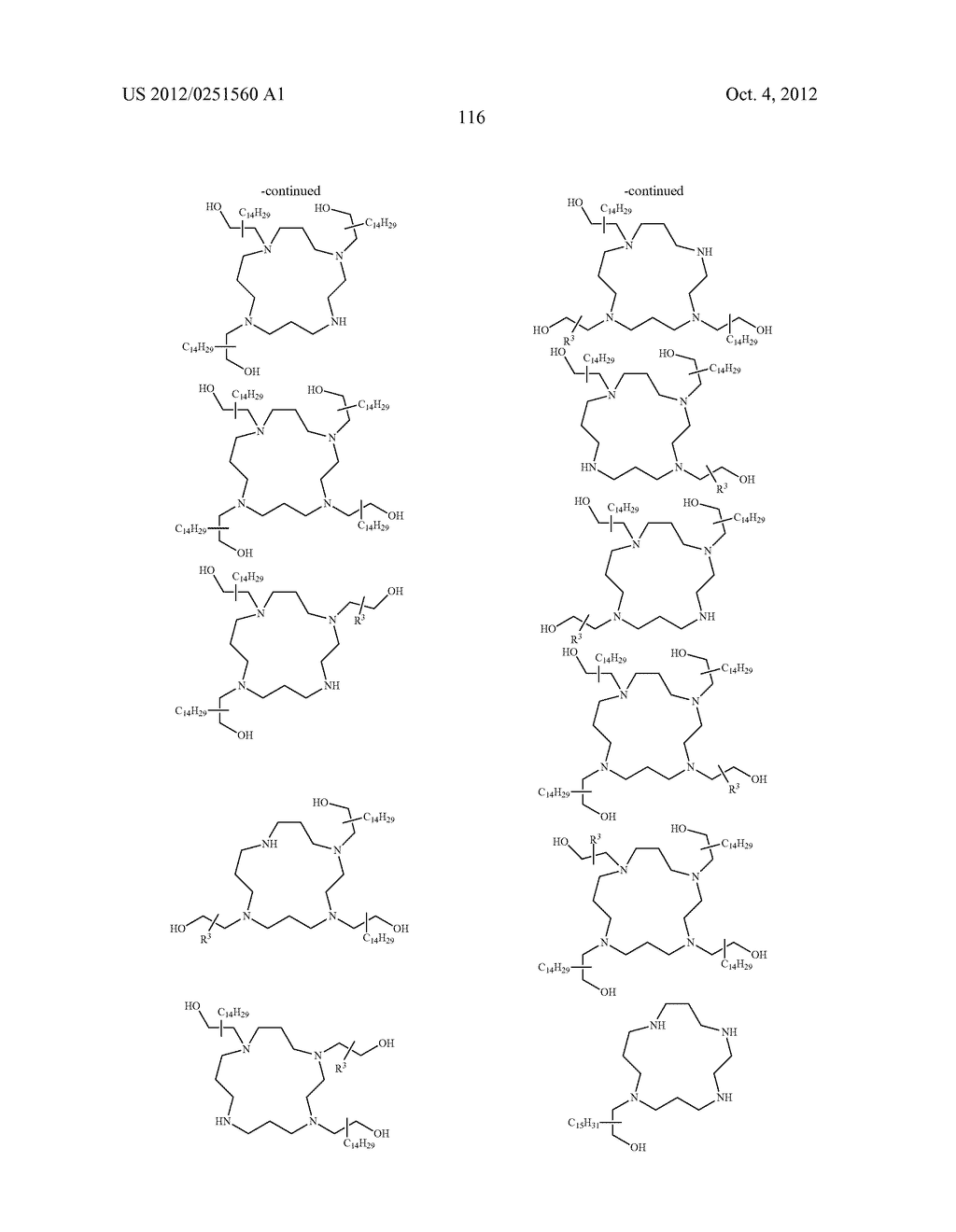 CONJUGATED LIPOMERS AND USES THEREOF - diagram, schematic, and image 152
