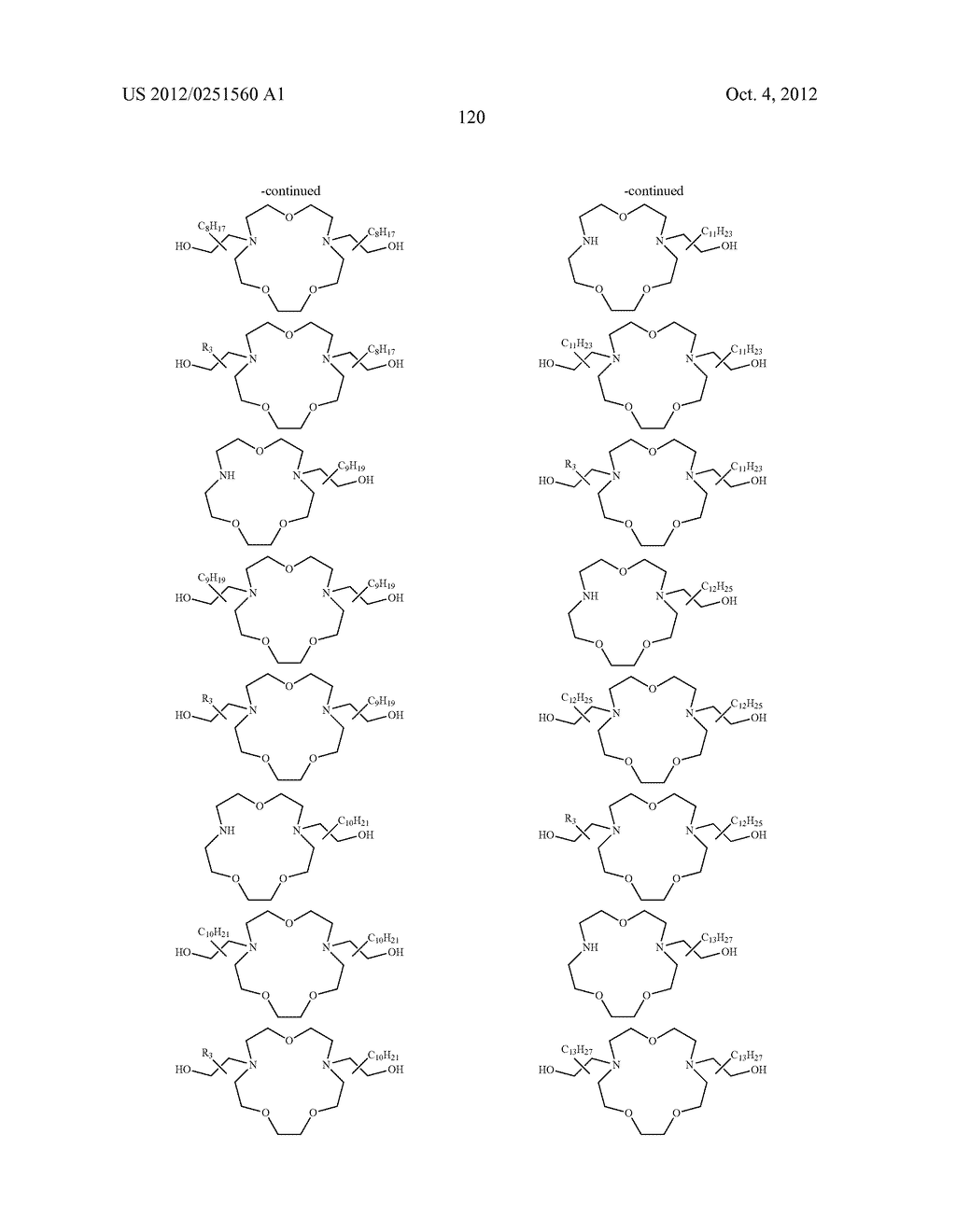 CONJUGATED LIPOMERS AND USES THEREOF - diagram, schematic, and image 156