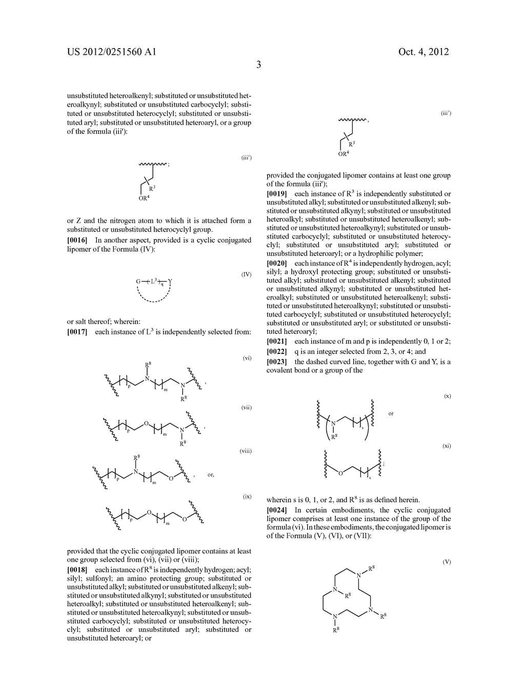 CONJUGATED LIPOMERS AND USES THEREOF - diagram, schematic, and image 39