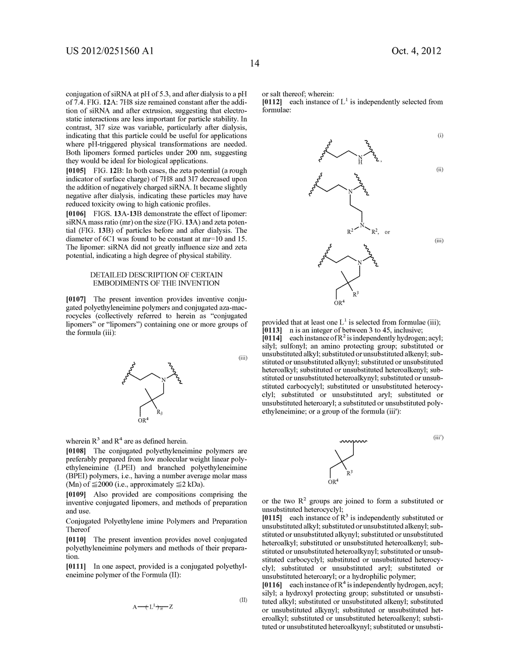 CONJUGATED LIPOMERS AND USES THEREOF - diagram, schematic, and image 50