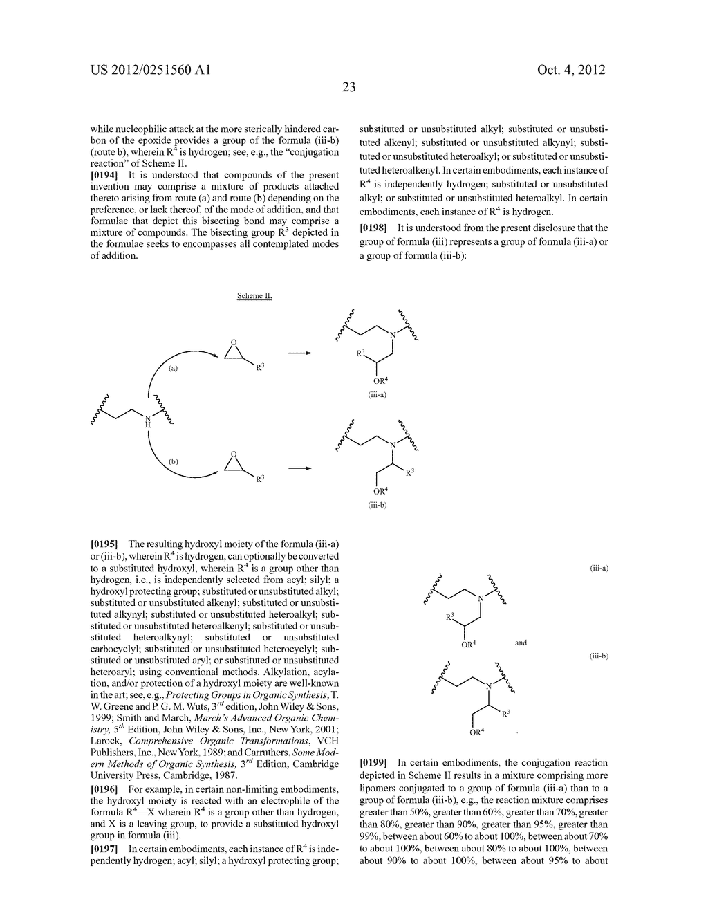 CONJUGATED LIPOMERS AND USES THEREOF - diagram, schematic, and image 59