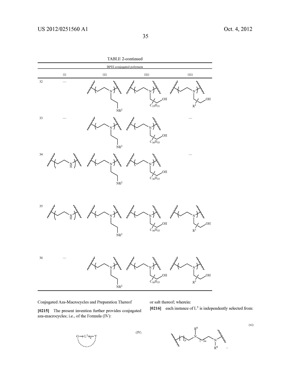 CONJUGATED LIPOMERS AND USES THEREOF - diagram, schematic, and image 71