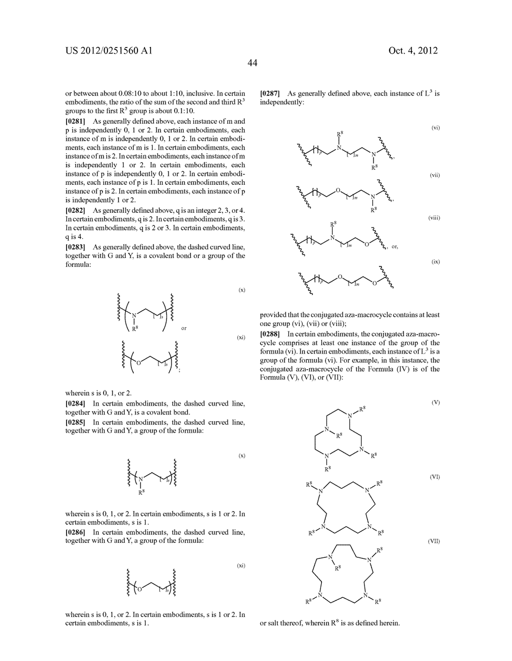 CONJUGATED LIPOMERS AND USES THEREOF - diagram, schematic, and image 80