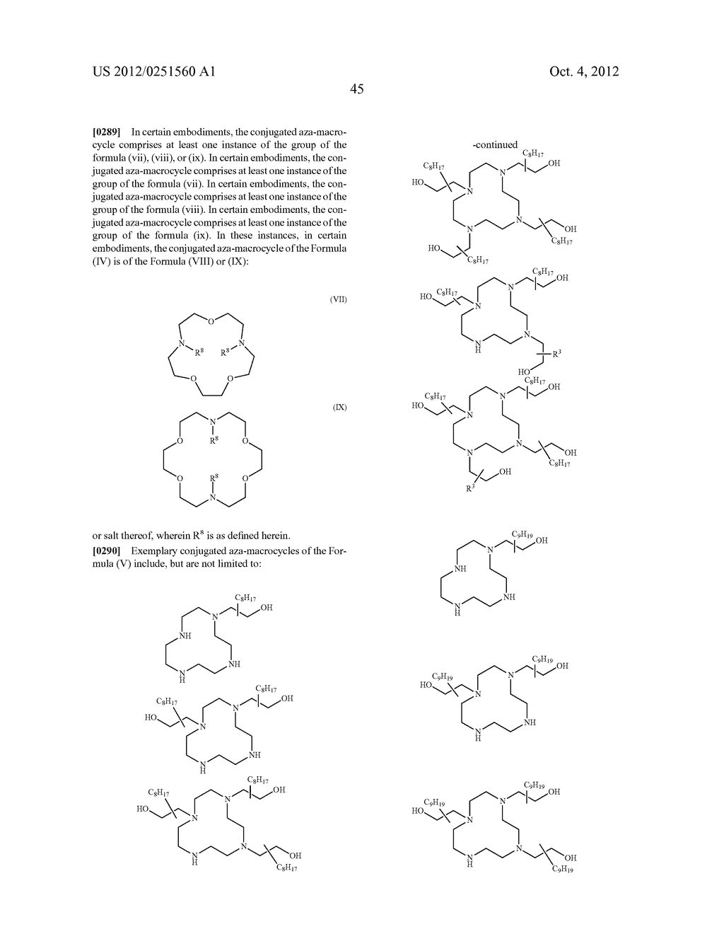CONJUGATED LIPOMERS AND USES THEREOF - diagram, schematic, and image 81