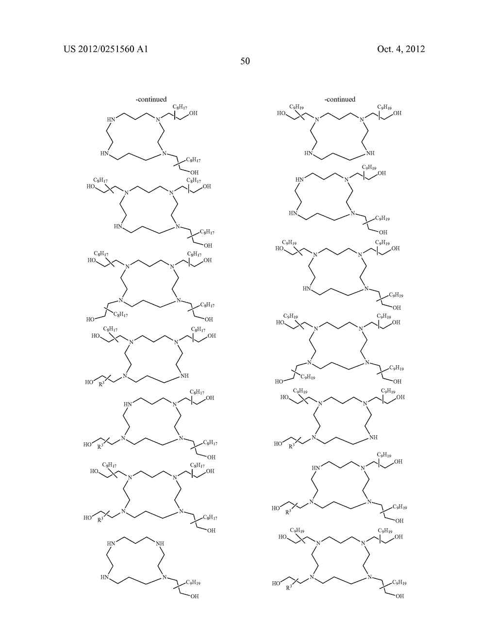 CONJUGATED LIPOMERS AND USES THEREOF - diagram, schematic, and image 86