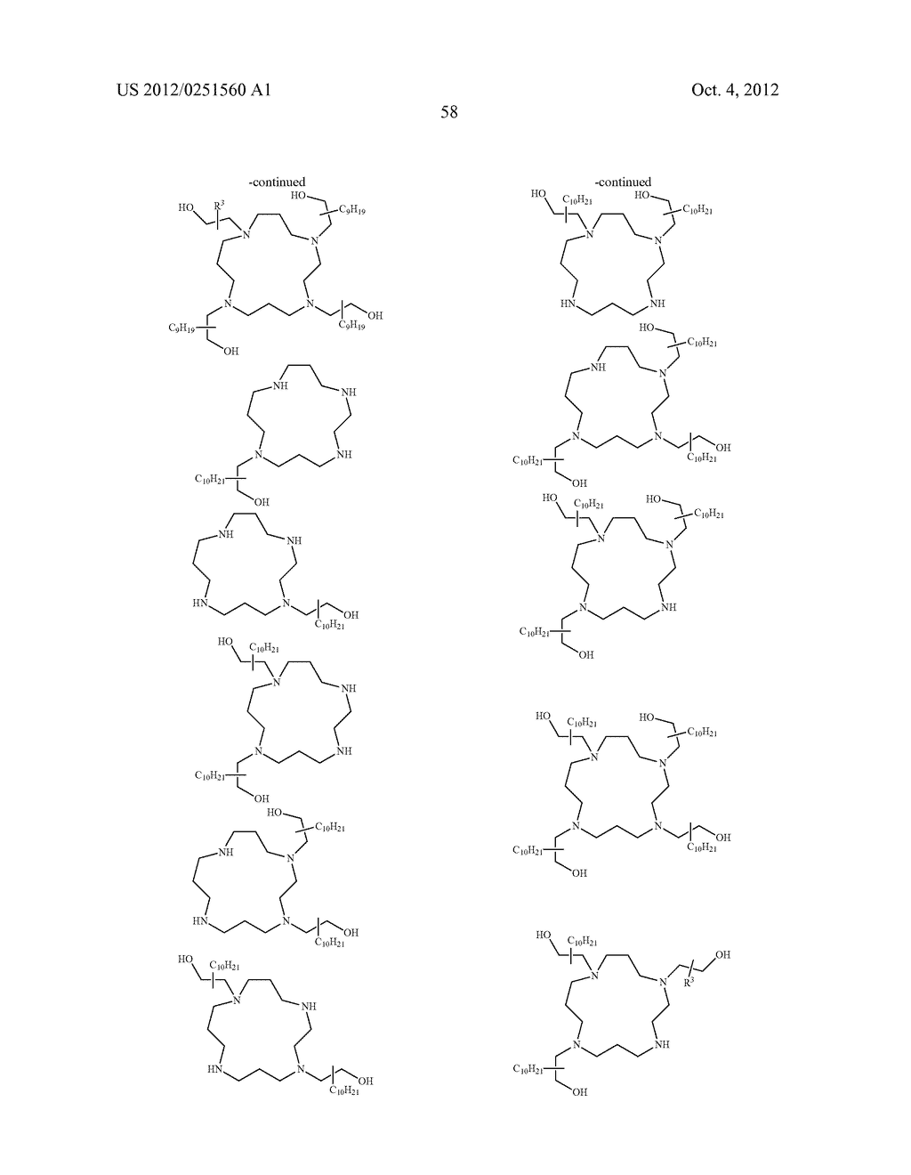 CONJUGATED LIPOMERS AND USES THEREOF - diagram, schematic, and image 94