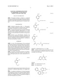 SALICYLIC ACID DERIVATIVES WITH FLUOROPHORES AND METHOD OF MAKING AND     USING THE SAME diagram and image