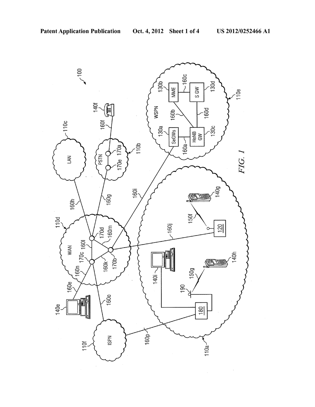 Method and System for Evaluating a Wireless Service Network - diagram, schematic, and image 02