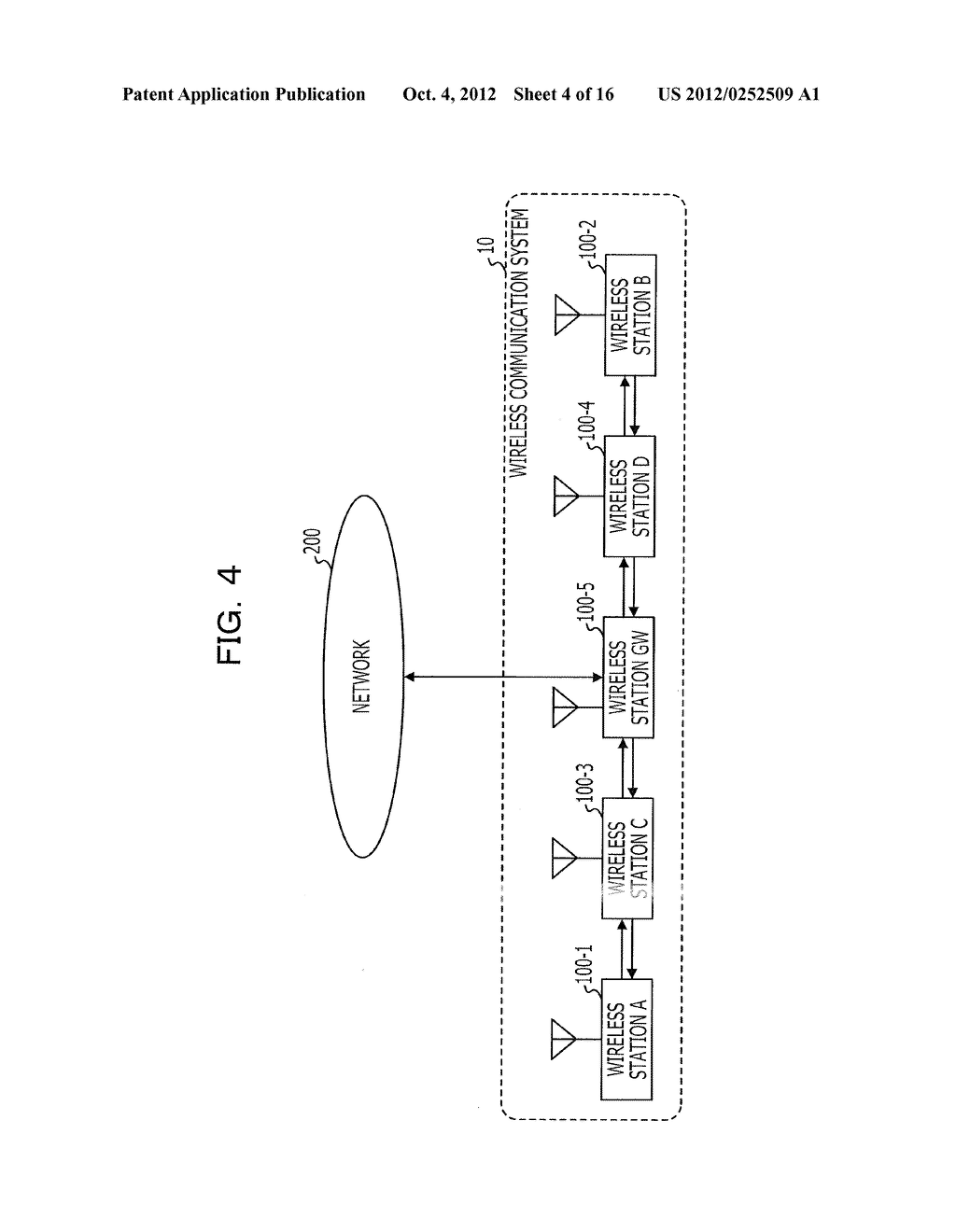WIRELESS COMMUNICATION METHOD, WIRELESS COMMUNICATION SYSTEM, AND WIRELESS     COMMUNICATION APPARATUS - diagram, schematic, and image 05