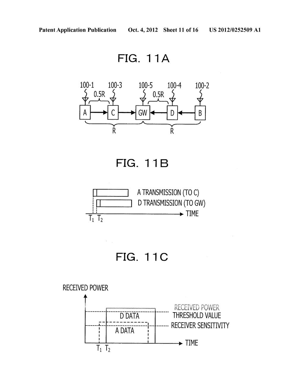 WIRELESS COMMUNICATION METHOD, WIRELESS COMMUNICATION SYSTEM, AND WIRELESS     COMMUNICATION APPARATUS - diagram, schematic, and image 12