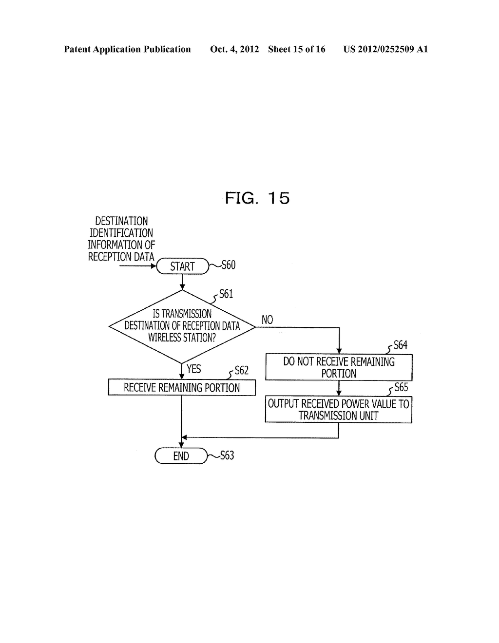 WIRELESS COMMUNICATION METHOD, WIRELESS COMMUNICATION SYSTEM, AND WIRELESS     COMMUNICATION APPARATUS - diagram, schematic, and image 16