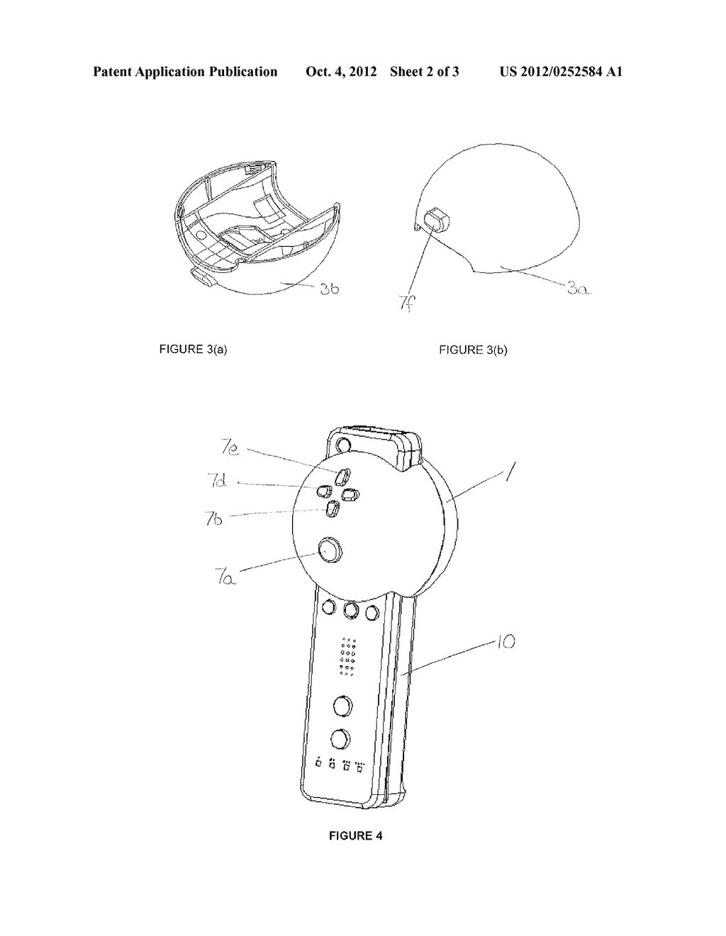 ACCESSORY FOR A GAME CONSOLE CONTROLLER - diagram, schematic, and image 03