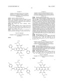 Sulfur Containing Heterocycle-Fused Naphthalene Tetracarboxylic Acid     Diimide Derivatives, Preparation Method And Use Thereof diagram and image