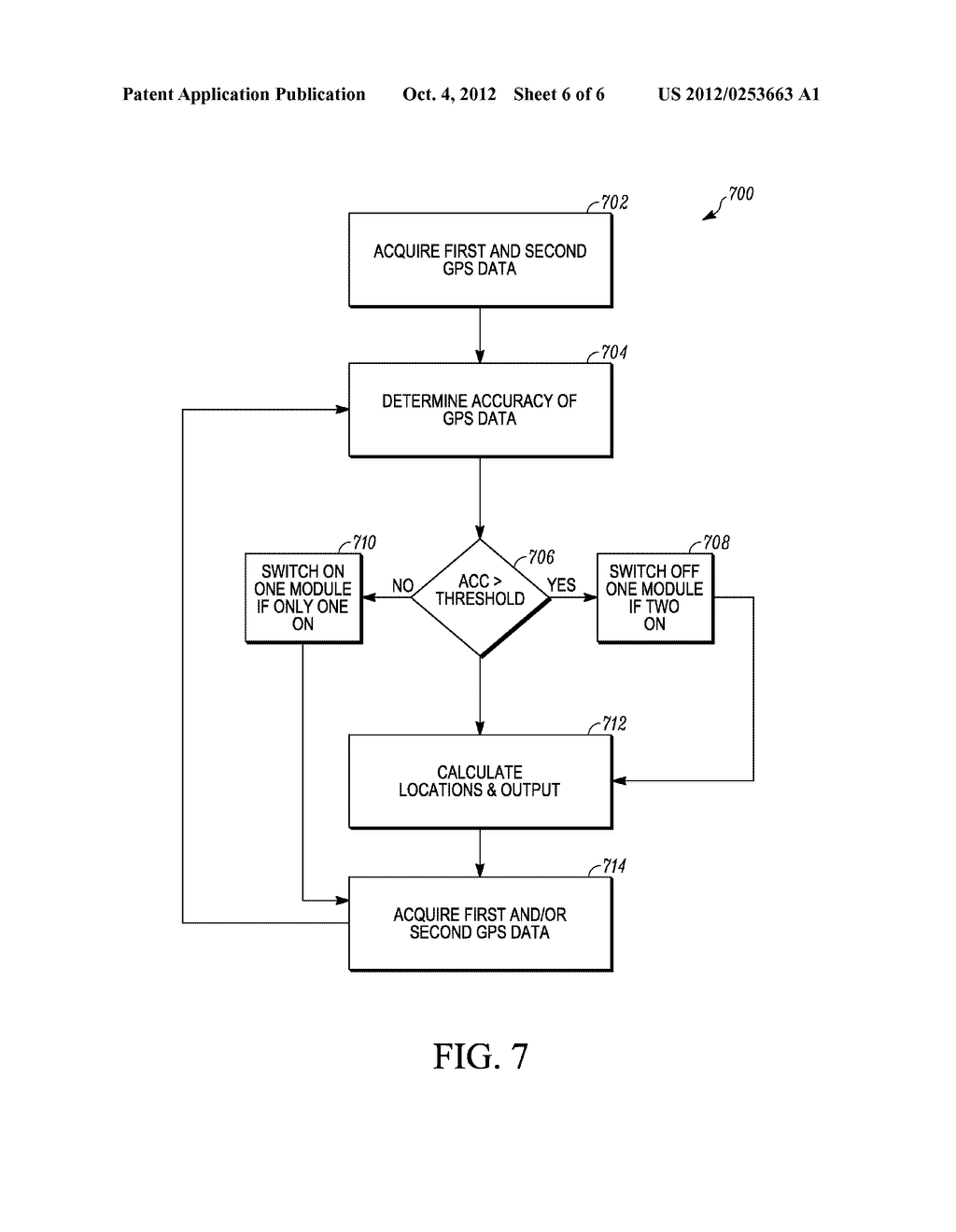 ELECTRONIC SYSTEM AND METHOD FOR PERSONAL NAVIGATION - diagram, schematic, and image 07