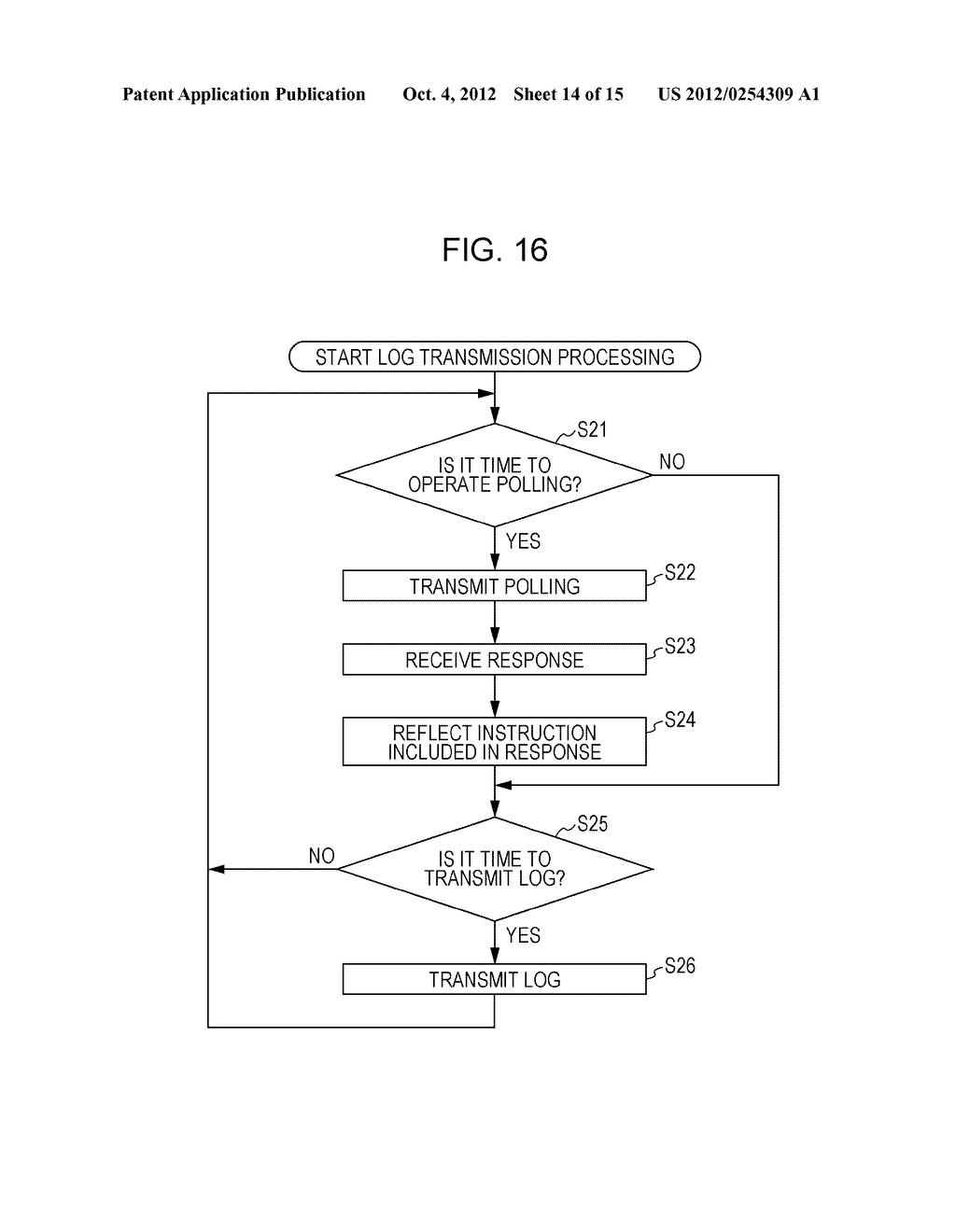 INFORMATION PROCESSING APPARATUS AND METHOD, ELECTRONIC DEVICE AND CONTROL     METHOD THEREOF, AND LOG COLLECTION SYSTEM - diagram, schematic, and image 15