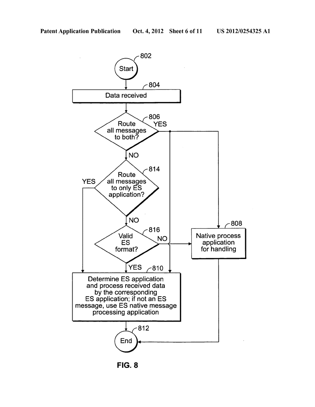 Automatic expiration of messages communicated to an end user communication     device - diagram, schematic, and image 07